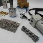 Peças para maquinas industriais